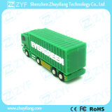 Custom Container Truck Container Vehicle UNIVERSAL SYSTEM BUS Flash Drive (ZYF5049)