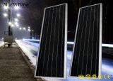Het hoge Lumen 60W /70W/80W integreerde Zonne LEIDENE Draagbare Straatlantaarn