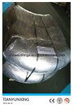 Cotovelo sem emenda dos encaixes de tubulação do aço inoxidável Uns32750 do ANSI