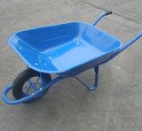 De Kruiwagen van de goede Kwaliteit Populair in de Markt van Afrika
