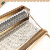 Qualitäts-silberne Beschichtung-halb Stromausfall Zebre Rollen-Vorhang-Regenbogen-Vorhänge