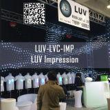2014 Novo Design LED programáveis pano de Cortina de vídeo sobre venda