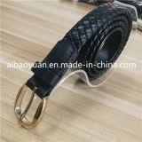 Dame Dress Accessories Reconstituted Leather umsponnener Riemen