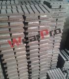 De ISO Verklaarde Slijtage van de Levering van de Fabriek PRO voor de BimetaalStaven van Chocky van de Materialen van de Slijtage van het Gietijzer