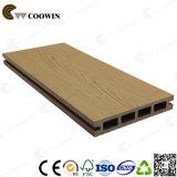 Imperméable en bois WPC Groove Matériaux de revêtement de balcon
