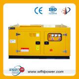 天燃ガスのスタンバイの発電機