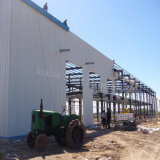 Atelier d'acier structurel Pre-Engineered lumière pour la vente