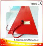 Chaufferette pour la chaufferette flexible 2300*480mm en caoutchouc de silicones de laminages de contre-plaqué