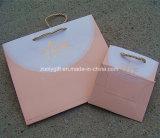 カスタムロゴは紙袋のプロジェクトの店袋を印刷した