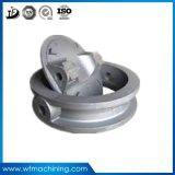 Отливка алюминия/нержавеющей стали/утюга OEM для алюминиевой заливки формы