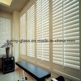 窓ガラスのための明確なガラスルーバー/ルーバーガラス