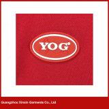 OEM van Guangzhou van het Katoenen van Mensen de Fabrikant van de Fabriek van het Overhemd Polo van Spandex (P132)