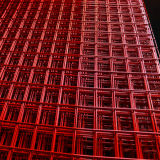 Qualitäts-PVC beschichtetes geschweißtes Maschendraht-Panel (EWWM-05)