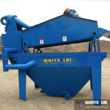 Pietra/estrazione mineraria che schiaccia il sistema di raccolta della sabbia (WL300)