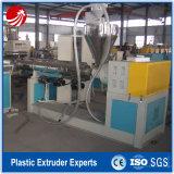 Cadena de producción reforzada fibra de la protuberancia del tubo de la pipa del PVC