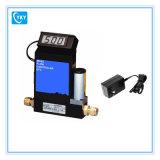 Präzisions-Digital-Gas-Mengenfluss-Controller mit Tonerde-Karosserie