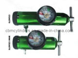 Tipo regolatori di indice analitico di Pin Cga870 dell'ossigeno per i cilindri ad ossigeno e gas