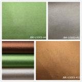Кожа мешка PU яркия блеска просто конструкции, упаковывая кожа, Гуанчжоу