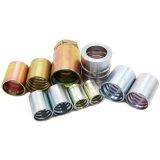 De Hydraulische Metalen kap van de fabriek voor de Slang van SAE 100r1at/En 853 1sn (00110)