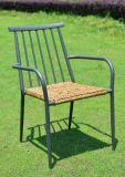 Strato stabilito della piattaforma della mobilia del PE del sofà di vimini esterno del rattan
