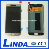 Samsung S7の端LCDのための最も売れ行きの良い元の新しいLCD