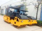 Strumentazione vibratoria della costruzione di strade del doppio timpano meccanico da 10 tonnellate (YZC10J)