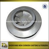 ISO9001: 2008 주문을 받아서 만들어진 정밀도 주물 부속 펌프 임펠러