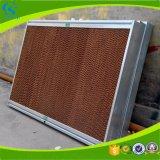 Almofada de resfriamento evaporativo estufa para aves de capoeira House