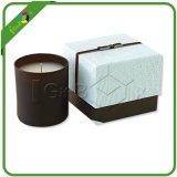 Aufbereiteter materielles Zylinder-runde Form-Kerze-Papier-Gefäß-verpackenkasten
