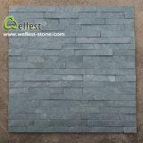 공장 Manuifacture 자연적인 고품질 녹색 슬레이트 선반 돌
