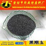 Korund van het Oxyde van het Aluminium van de Uitvoer van de fabriek het Directe Zwarte Gesmolten