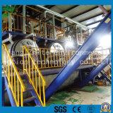 Traitement intempestif de l'équipement de la ligne de production de bétail et de volaille