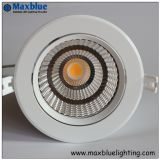 LED Shop Lighting 25W 15/24/38/60 Degree COB LED Downlight
