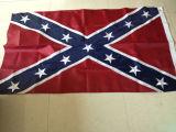 3X5 drapeau des Confédérés brodé en nylon