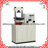 Machine de test de flexion pour le béton et les briques