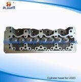 Головку блока цилиндров на запасные части двигателя Nissan Ld23 11039-7c001 Amc909014
