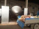 Mezclador plástico del tambor rotatorio para el polvo y el gránulo