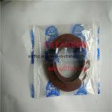 Tipo empaquetadora de la almohadilla de goma automática llena del flujo del lacre