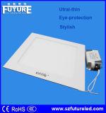 Panel der 300 x 300 LED-Beleuchtung-Küche-Ausgangsbeleuchtung-LED