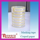 색칠에 사용되는 크레이프지 보호 테이프