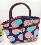 Toile de sacs à main colorés Lunch Bag sac momie en vrac