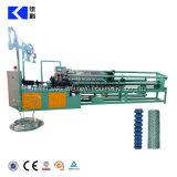 China-Diamant-Ineinander greifen-Kettenlink-Zaun, der Maschinen-Lieferanten bildet