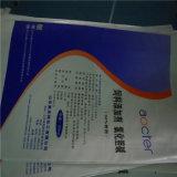 El polipropileno tejido empaqueta los bolsos tejidos película 50kg del fertilizante de BOPP