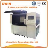 Machine de découpage de laser de fibre d'acier inoxydable d'alliage de la CE 500W 1000W