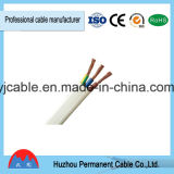 Constructeur professionnel pour le bas câble au-delà de la portée optique du câble d'alimentation 300/500V Rvvb BVV rv de tension