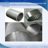 Цилиндр фильтра нержавеющей стали верхнего качества для фабрики фильтров воды