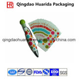 Étiquettes rétrécissables pour animaux domestiques et PVC pour les bouteilles et les casseroles avec impression colorée