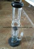 Pipe en verre de conduites d'eau en verre de Pyrex avec le dôme Perc 8 ''
