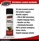 Aeropak Marque moteur de voiture à base de solvant dégraissant OEM