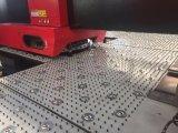 Машина давления пунша башенки CNC T50 для толщиной обрабатывать плиты